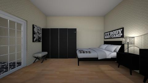 esengul2 - Bedroom - by gizzzzz_