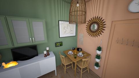 Kamer 16 m2 - by verarieneke