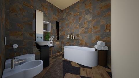 Bathroom - Modern - Bathroom - by MC Design