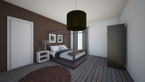 my bedroom - by valcarona