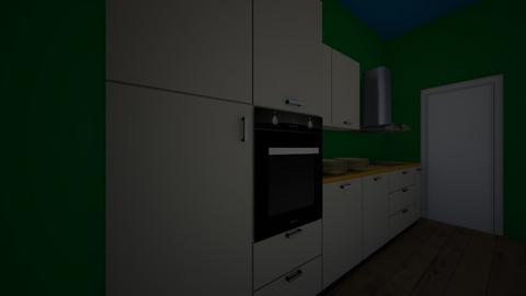 my kitchen - Modern - Kitchen - by 343111