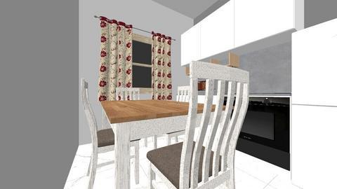 nasze mieszkanie - Classic - Living room - by zaranek
