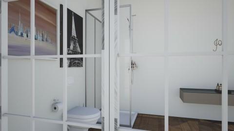 beast mode - Modern - Bathroom - by man man