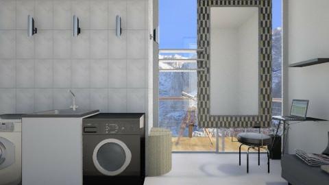 K32 laundry room - Glamour - by K32 lolololol