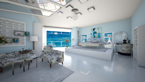 summer stay - Classic - Bedroom - by deleted_1536076557_Nicol26