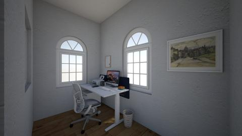 oficina  - Office - by lb709926