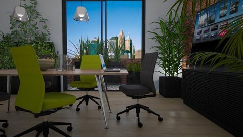 UJO - Office - by Tuija