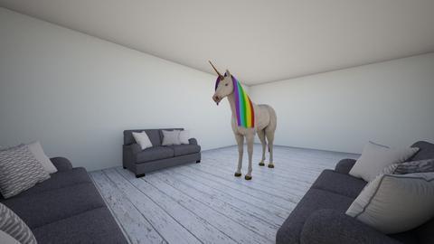 unicorn - by HeidiGarcia