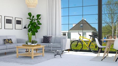 Swedish LR - Living room - by lovedsign