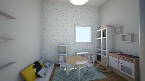 playroom - by Miriam Gamliel