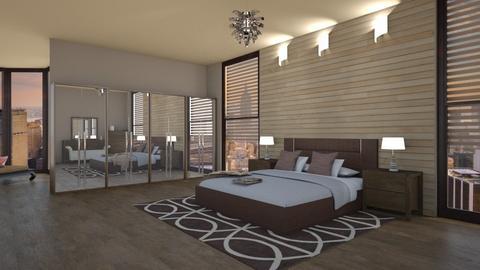 1 - Bedroom - by Delila1