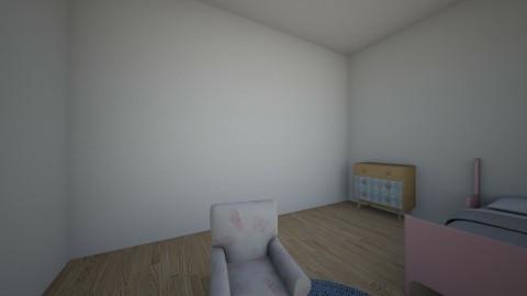 Girls Bedroom - by DLA281