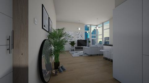 Small City Apartment - by mariakrocks