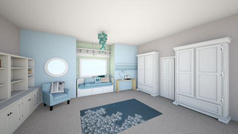 Dream Bedroom - by Katie Kins