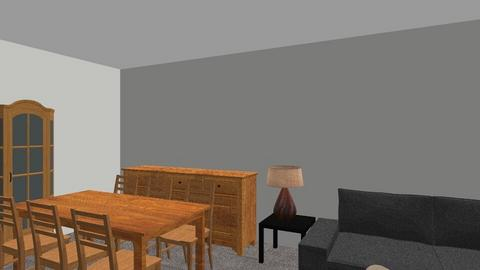 Appartement - Living room - by koosterl