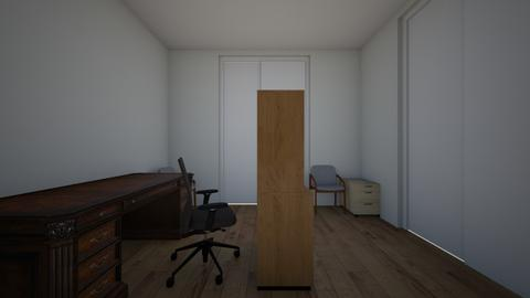 Study - Office - by cchrzan