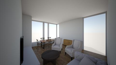 sala de estar Coruna - Living room - by duemed