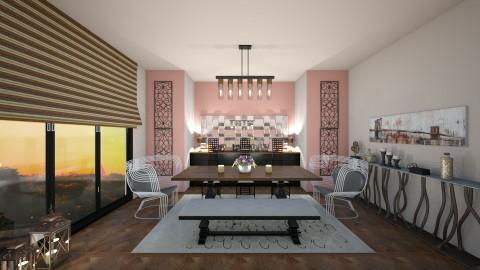 mirror - Living room - by kanatsizmelek