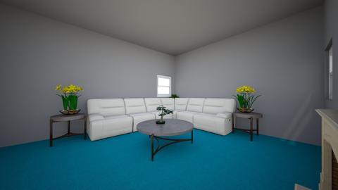 Mario - Living room - by Jon15neel