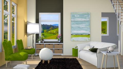 Chic Sheep - Modern - Living room - by Gurns