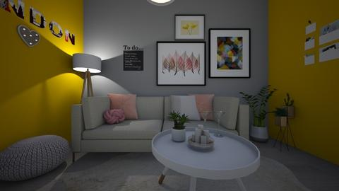 Claire der hoekje - Living room - by Living with style