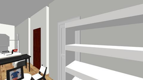 diagrama de nuestro ciber - Living room - by karladenis