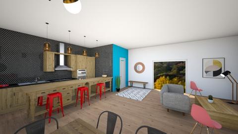 IP Artisan Kitchen - by Marion_