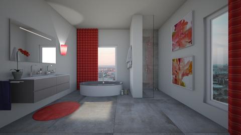fdddddddddd - Bathroom - by hivek93