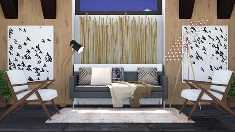Bamboo - Living room - by millerfam