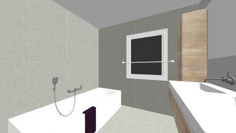 badkamer - Bathroom - by tinegregoor