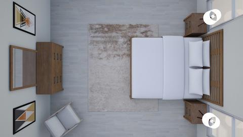 MADSEN Template - Modern - Bedroom - by laurenpoisner