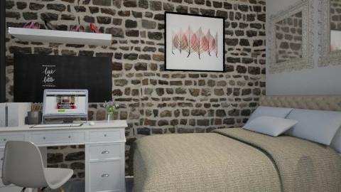 Bedroom - Bedroom - by Amy Neil_415