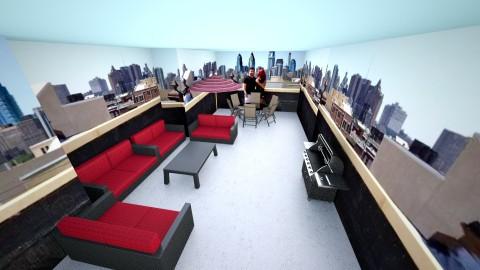 New Roof Deck reverse vie - by sulks1241