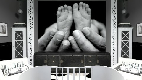 babyfeet - Kids room - by myideas interiors