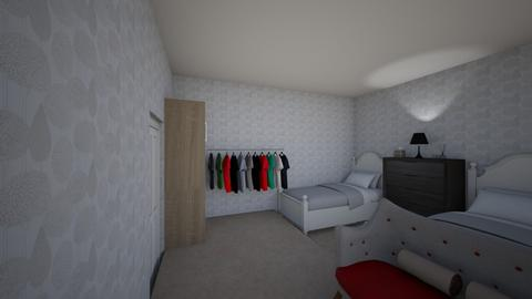 bad room  - Modern - Bedroom - by vop1998
