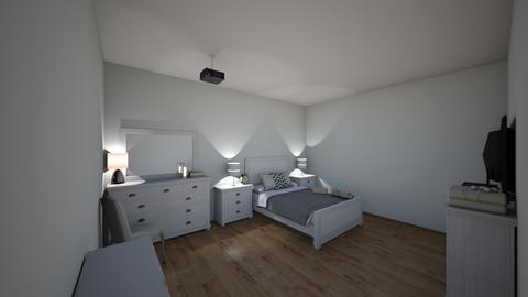 ESPLENDOROSA - Glamour - Bedroom - by saray10081
