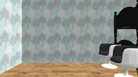 weird room of awsomeness - Bedroom - by Sashanoa001