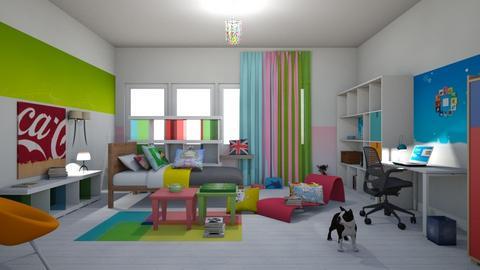 kids Room - Kids room - by nat mi