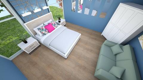 beach sage - Classic - Bedroom - by newyork4everloved