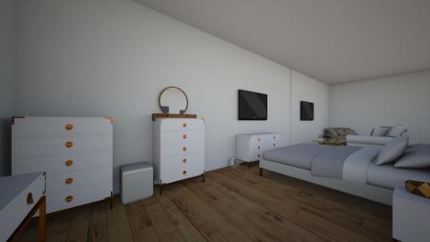 121 - Bedroom - by galaxygirl101
