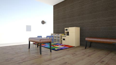 work kids area - Kids room - by markaylaj