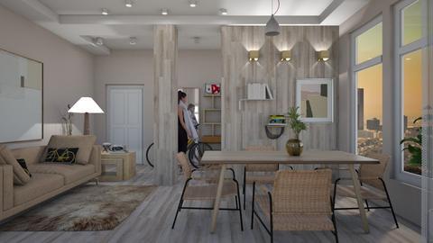 M_ Apartment - by milyca8