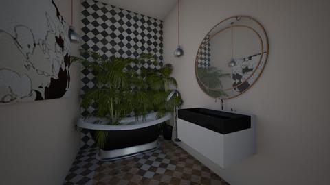 hotel room 1 - by mali savir