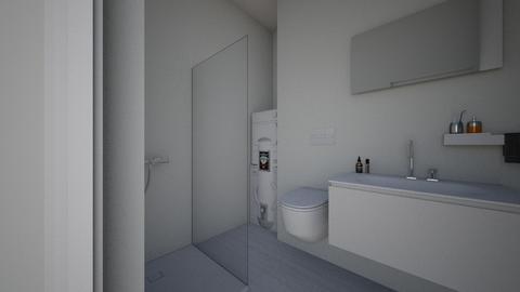 bathroom2 - Minimal - Bathroom - by tonond