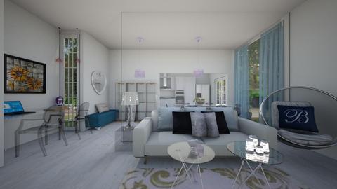 transparent - Living room - by tigerlily_bel