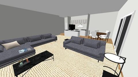 stone ridge - Modern - Living room - by JCP ADV