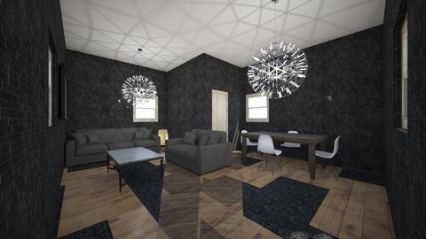 HOUSE OF HOPE - Modern - Dining room - by zaryah