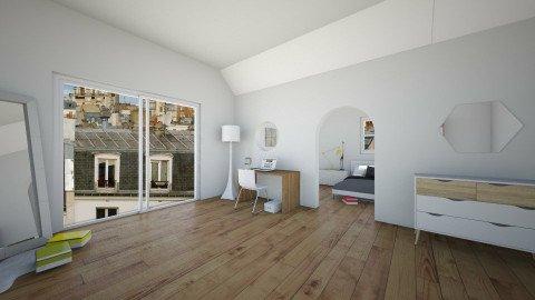 big view room - Minimal - Bedroom - by franciss