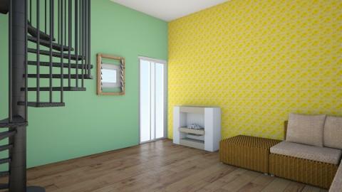 test room - by renovatingforprofit