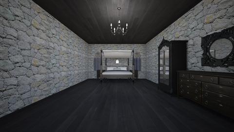 Dracule - Bedroom - by GeorgiaElle